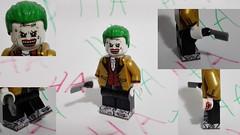 the joker (josh tittarelli) Tags: joker leto jared suicide squad dc comics dceu lego custom