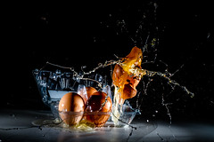 FRENCH OMELETTE  IMG_3965 (photo.bymau) Tags: bymau canon 7d high speed flash sync water egg omelette food highspeed