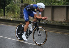 Lukasz Wisniowski - Tour of Britain 2016 (Sum_of_Marc) Tags: tob tourofbritain tour britain 2016 cycling stage 7 race bike cycle bikes sport event bristol 7a time trial tt timetrial clock