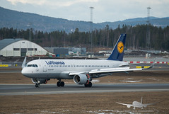 Lufthansa - D-AIUG - A320-200 (Aviation & Maritime) Tags: lufthansa daiug airbus a320 a320200 airbus320 airbus320200 osl engm osloairportgardermoen oslolufthavngardermoen osloairport gardermoen norway