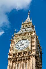 Uhrturm (Bernhard Schlor) Tags: greatbritain clocktower bigben elizabethtower grosbritannien london brittany gb