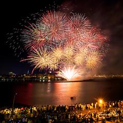 Dadaocheng fireworks 2016  (Jennifer ) Tags: fireworks dadaochengfireworks2016            mitsubishi nikond4s zeissdistagont15mmf28zf