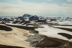 Krafla Viti Crater 24 (sarahmonious) Tags: kraflaviticrater kraftla viti myvatn kraftlavolcano volcanocrater crater hverir snow route1iceland route1 ringroad iceland iceland2016 icelanding2016 traveling