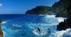 Vue sur Océan / La Réunion