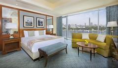 Nile Ritz Carlton Cairo Executive Suite Bedroom (5StarAlliance) Tags: nileritzcarltoncairo thenileritzcarltoncairo nileritzcarlton fivestaralliance fivestar 5star luxury deluxe top best hotel luxuryhotel cairo ritzcarlton