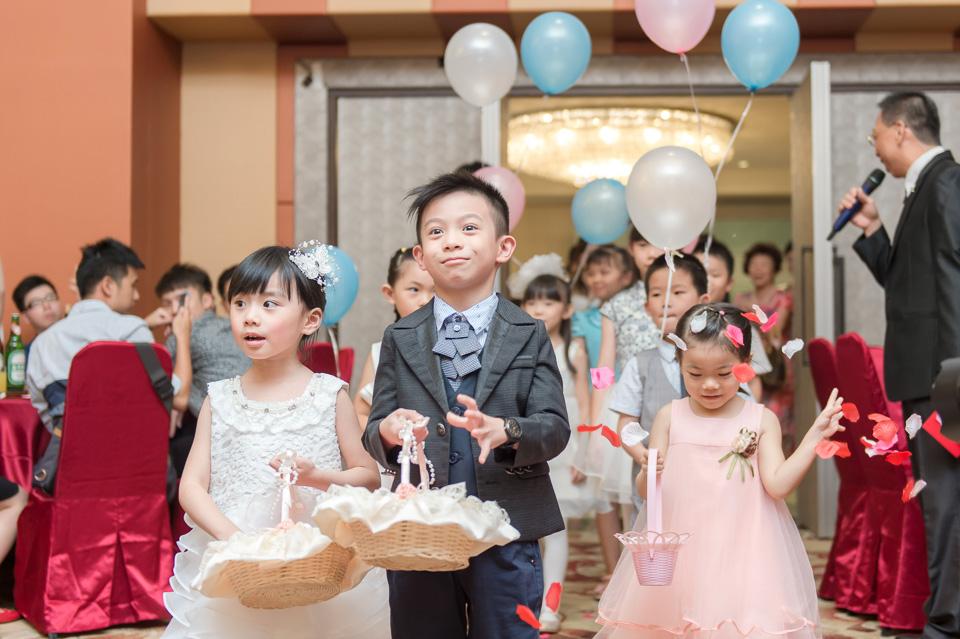 台南婚攝 情定婚宴城堡永康館 婚禮紀錄 C & V 119