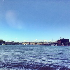 #Sweden #Stockholm #sky #sea (morgandoe69) Tags: sweden stockholm sky sea