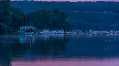 Muted Marina (johnjmurphyiii) Tags: 06457 clouds connecticut connecticutriver dawn harborpark middletown originalnef sky summer sunrise tamron18270 usa johnjmurphyiii cloudsstormssunsetssunrises cloudscape weather nature cloud watching photography photographic photos day theme light dramatic outdoor color colour