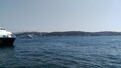 Istanbul bosphorus (tolgamert3485) Tags: deniz sea boaz bosphorus marmara istanbul turkey trkiye manzara landscape great mm htc m9 kare shot angle a color bluesea mavi sky gkyz