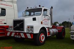 Volvo N12 'J & M Murdoch & Son Ltd' reg GIB 7389 (erfmike51) Tags: volvon12 artic truck lorry jmmurdochsonltd swedefest2016