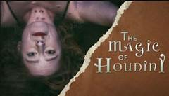 Dayle Krall on the The Magic of Houdini cover on Netflix! (SherryandKrallMagic) Tags: daylekrall richardsherry netflix perspectives itv alandavies themagicofhoudini underwater watertorturecell houdini thehoudinigirl themagicofsherryandkrall ladyhoudini