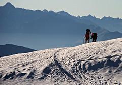 (claudiophoto) Tags: montblanc montebianco courmayer valveny aosta valdaosta paesaggi montagne mountains alps alpi alpiitaliane vette cime panoramialpini alpinisti alpin