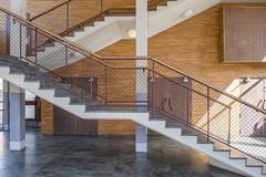 rsta Centrum (Open House Stockholm) Tags: arkitektur interir rstafolketshus rymdhallen rstacentrum