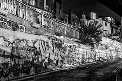 Ramp up (Bob the Binman) Tags: nikon d7100 graffiti london waterloo lambeth grime urban hccc leakestreet padst www londonist