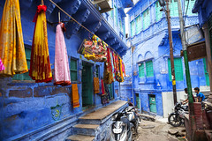 the blue city (AndyPulse1) Tags: blu city jodhpur rajasthan followme toop color india streetph