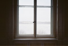 all i did in museums was looking out of the window (cymbal_rush) Tags: film analog 35mm russia petersburg analogue af35m canoncanon