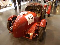 Alfa Romeo 8C 2300 Monza #900220 (recreation) 1933 -2- (Zappadong) Tags: essen alfa romeo techno recreation 2012 1933 monza 8c classica 2300 900220