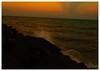 பொன்மாலை பொழுது (Sunset) (Nithi clicks) Tags: leica sunset beach panasonic 38 pondicherry pondybeach panasonicfz35 nithiclicks