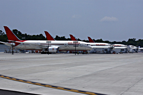 Boeing Charleston Flightline