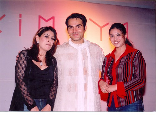 Arbaaz Khan at Kimaya  2