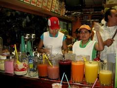 IMG_6886 (SyrianSindibad) Tags: food mexico markets oaxaca local jugos smothies