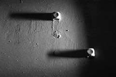 duo (Marina from Moscow (slowly back)) Tags: friends two blackandwhite bw abstract texture flickr shadows duo ad simplicity mm tamron 4u blackwhitephotos absoluteblackandwhite sonyalpha350 marinaproniakova marinafrommoscow parallelmovement minimslizm
