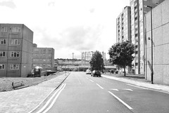 Ladderswood Estate, New Southgate, London (J@ck!) Tags: london blackwhite condemned empty streetscape brutalist councilestate socialhousing n11 newsouthgate londonboroughofenfield ladderswoodestate