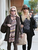Paris Hilton and her mother Kathy Hilton