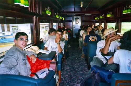056 - Tren transístmico. Colón - Ciudad de Panamá.