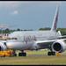 Boeing 787 'N10187' Qatar Airways