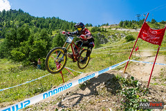 Val d'Isre world cup - reprages (andyparant.com) Tags: mountain france bike contest downhill dh mtb vtt 2012 uci valdisre coupedumonde comptition