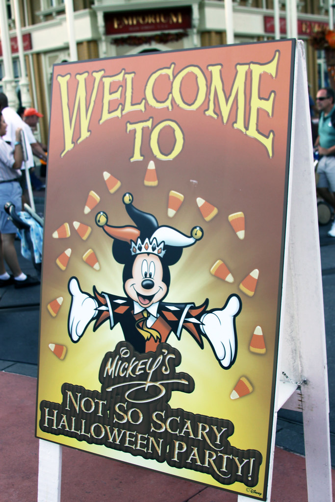 mickeys not so scary halloween party kfclark3 tags park decorations girls vacation castle - Halloween Pool Decorations