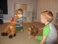 IMG_0058 (drjeeeol) Tags: charlie will triplets toddlers 2012 26monthsold