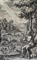 Phillip Medhurst Bible 5. Adam. Genesis cap 1 v 26-27. Frederich (Phillip Medhurst Prints) Tags: print bibleillustration bible