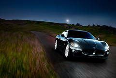 Maserati GranTurismo S | Trident | Re-edit (Folk|Photography) Tags: lighthouse composite night image s maserati granturismo worldcars