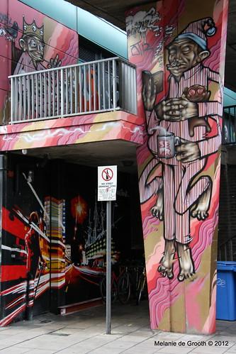 Graffiti by Sepr