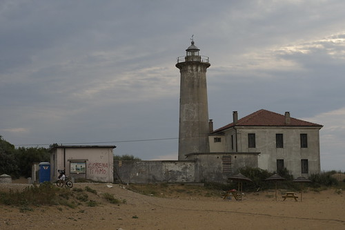 Old Lighthouse in Bibione