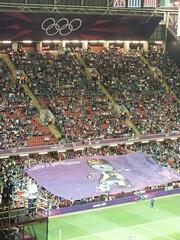 OLYMPICS-Team GB v South Korea (DJLeekee) Tags: football republic kim britain ryan stadium soccer south aaron great cardiff korea millennium craig olympics footy bellamy ramsay giggs london2012 teamgb bokyung kimbokyung