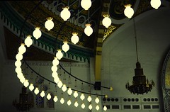 (Acid-23) Tags: 6 35mm lights nikon october muslim islam egypt mosque tokina cairo nikkor 116  6th   masjed 1116    d5100 hosary