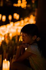 Hiroshima (Imahinasyon Photography) Tags: city 6 candle child pray august hiroshima bomb 67 abomb