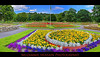 Bradford Park (Muzammil (Moz)) Tags: uk flowers panorama bradfordpark canon7d afraaz muzammilhussain