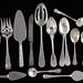 S38. Assorted Sterling & Silverplate Flatware