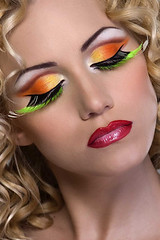 Amazing Eye Makeup (Skintrium) Tags: eye eyes skin skinbrightening skintrium