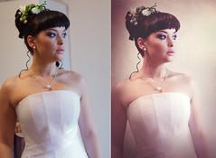 bride (Fochka) Tags: bride editing retouch