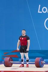 Weightlifting Men's 94kg Group B - 094 (Pilou@SF) Tags: raw weightlifting olympics london2012 olympiques londres2012 tomaszbernardzielinski 94kghommesgroupeb 94kgmengroupb halterophilie