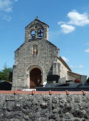 Beauziac - L'Eglise de Bouchet 02 (kinsarvik) Tags: church eglise lotetgaronne beauziac