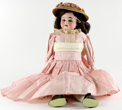 2032. Armand Marseille Bisque Head Doll