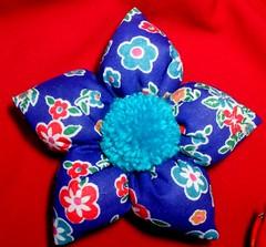(CIA DA ARTE BY DEISE F.♥) Tags: flores de fuxico floresfuxicocenchimento floresgordinhas floresfuxicopontudinha floresdefuxcioredondinha