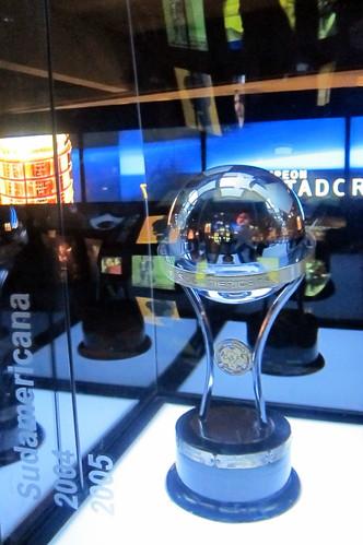 Buenos Aires - La Boca: Museo de la Pasión Boquense - Copa Sudamericana
