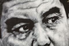 Gurbanguly Berdimuhamedow, painted portrait img_2326